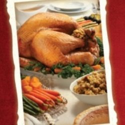 Turkey with Apricot Chardonnay Glaze recipe