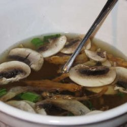 Benihana Onion Soup recipe
