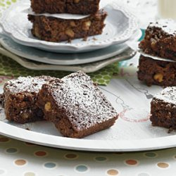 Chocolate Cappuccino Brownies recipe