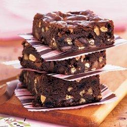 Kitchen Sink Brownies recipe