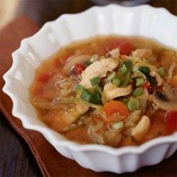 Lemon Grass Chicken Soup recipe