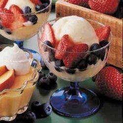 Berry Refresher Dessert recipe