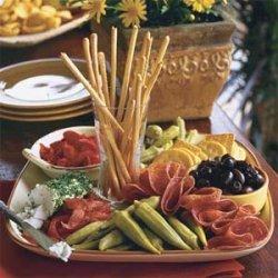 Simple Antipasto Platter recipe