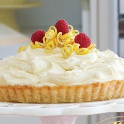 Lemon Mousse Tart recipe