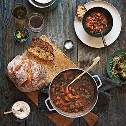 Beef and Butternut Chili recipe