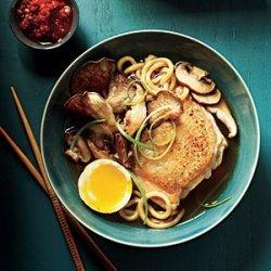 Ramen Noodle Bowl recipe