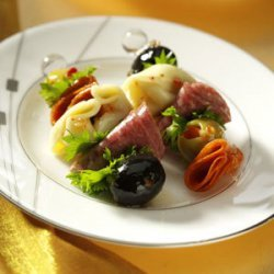 Antipasto Kabobs recipe
