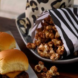 Vanilla and Cinnamon-Sugar Popcorn recipe