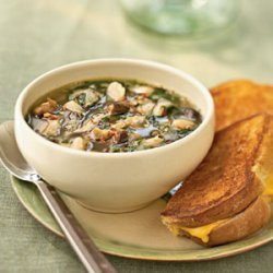Italian White Bean and Spinach Soup recipe