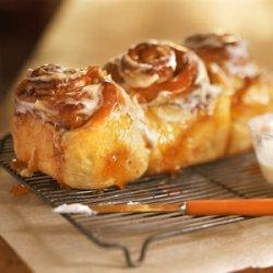 Cinnamon-Bun Bread recipe