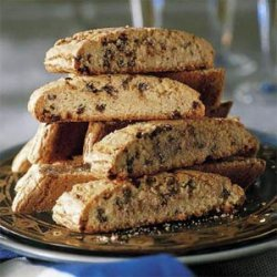 Chocolate Chip Mandelbread recipe