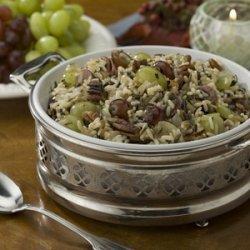 Grape and Wild Rice Stuffing recipe