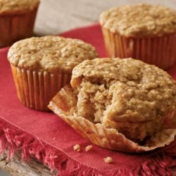 Quick and Easy Banana-Oat Muffins recipe