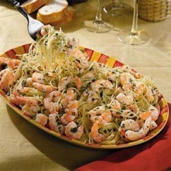 Speedy Scampi recipe