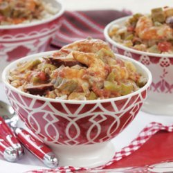 Down-on-the-Bayou Gumbo recipe
