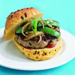 Pork Burgers recipe