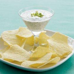 Garlic & Herb Yogurt Dip recipe