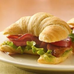 BLT Crescent Sandwiches recipe