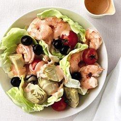 Shrimp, Artichoke, and Olive Salad recipe