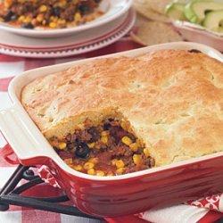 Tamale Pot Pie recipe