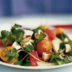 Summer Melon Salad with Feta and Mint recipe