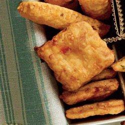 Pimiento Cheese Squares recipe