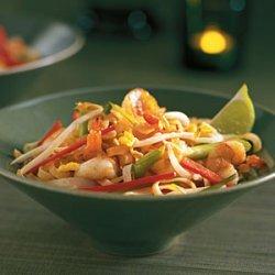 Pad Thai (Stir-Fried Noodles) recipe