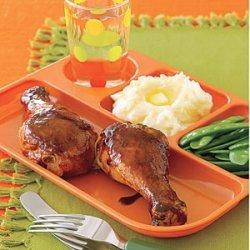 Teriyaki Chicken Drumsticks recipe