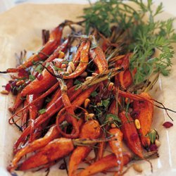 Caramelized Spiced Carrots recipe
