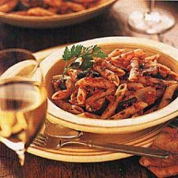 Pasta with Roasted Provencal Vegetable Sauce recipe
