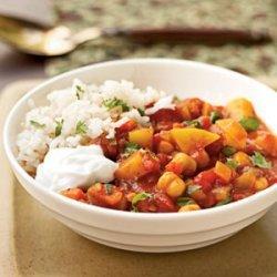 Moroccan Chickpea Stew recipe