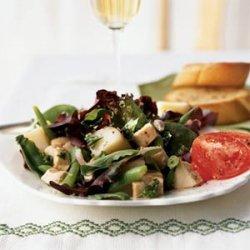 Chicken, Red Potato, and Green Bean Salad recipe