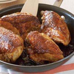 Sticky Chile Chicken recipe