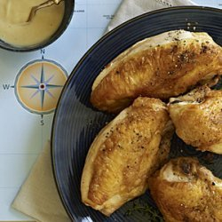 Chicken Breasts with Classic French Pan Sauce recipe