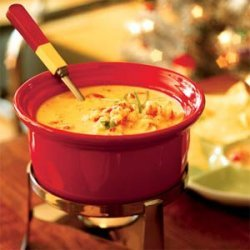 Cheese Dip with Crawfish recipe