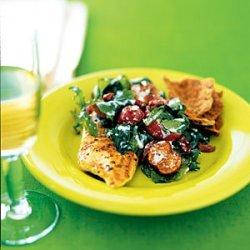 New Potato Salad With Arugula recipe