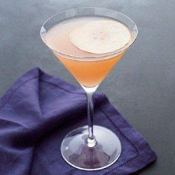 Fresh Pear Cocktail recipe