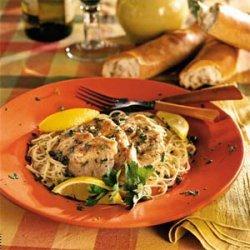 Turkey Tenderloin Scaloppine recipe