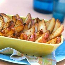 Crispy Fried Potatoes recipe