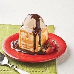 Cookie Box Sundaes recipe