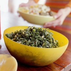 Rolled Greens recipe