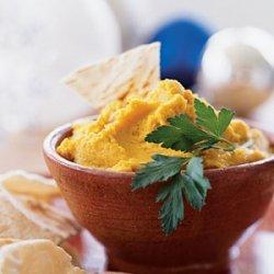 Cumin Curried Hummus recipe