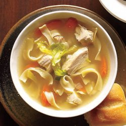 Chicken Nooodle Soup recipe