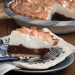 Chocolate Meringue Pie recipe