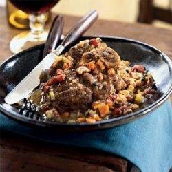 Veal Osso Buco with Gremolata recipe