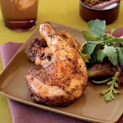 The Best Darned Grilled Chicken Ever recipe