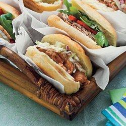 Barbecue Sandwiches recipe