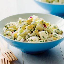 Classic American Potato Salad recipe