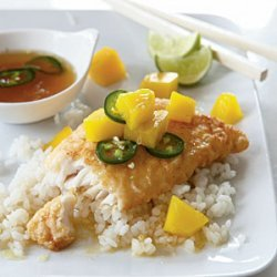 Fried Snapper with Nuoc Nam Sauce recipe