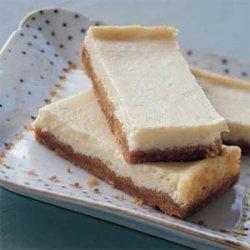 Butter Crunch Lemon-Cheese Bars recipe